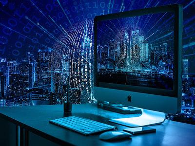 Digitale Büro